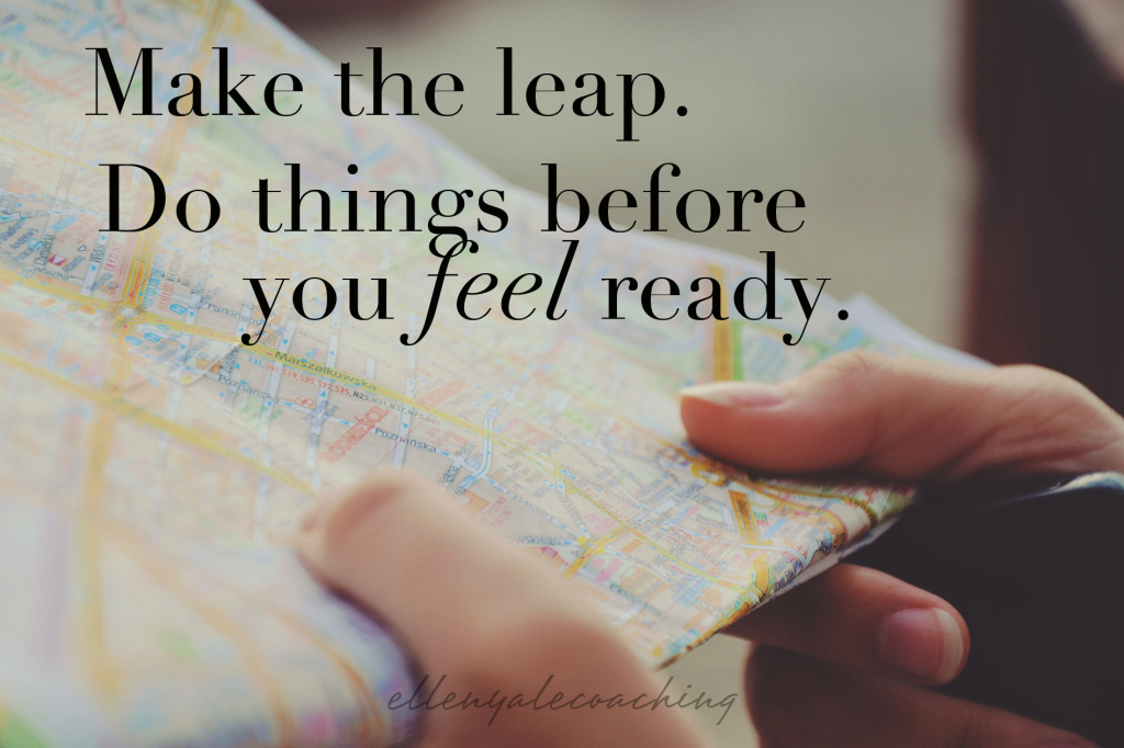 make the leap