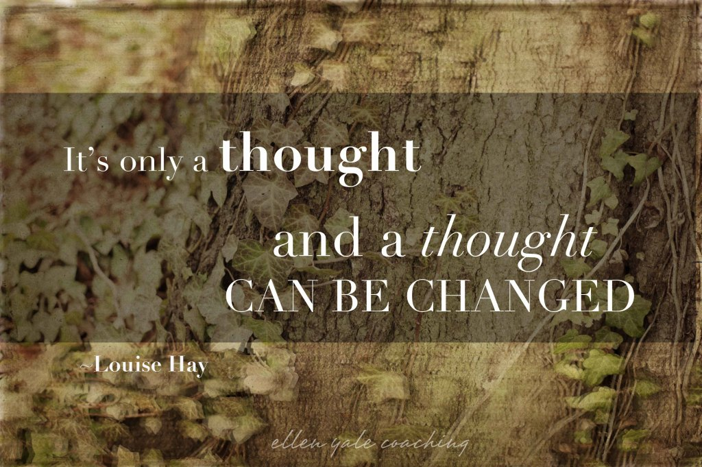 only a thought b