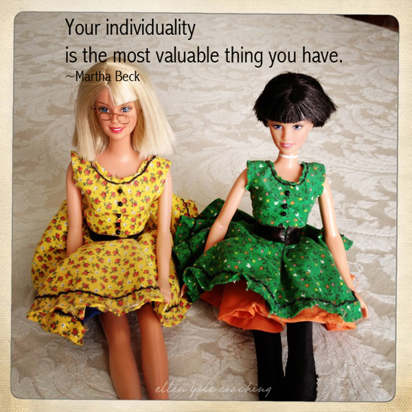 your individuality 600